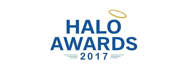 Halo Awards 2017 Logo