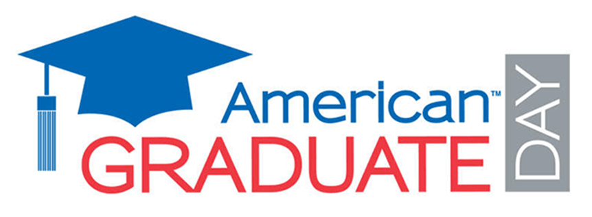 Logo of American Graduate Day