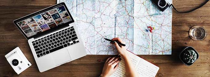 Travel Planning Image